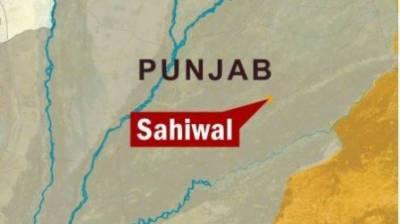 Three killed in Sahiwal road accident