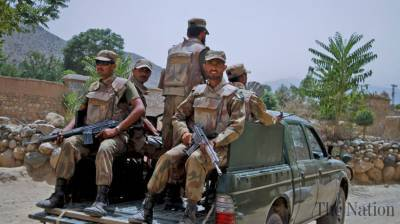 Four hardcore terrorists killed by Security Forces: Report
