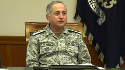 Pakistan Navy Chief chairs command and staff conference at