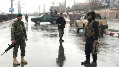 12 police personnel killed in Afghanistan