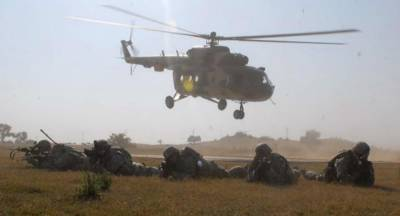 Indian Air Defence shot down its own military helicopter