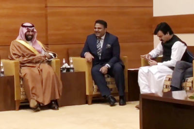 Info Minister thanks Saudi leadership for supporting Pakistan in poverty alleviation, uplifting economy