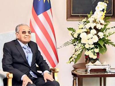 Malaysian PM hails Pakistan Army as strong force