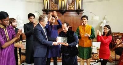 Pakistan's top singer Rahat Fateh Ali Khan awarded honorary degree from prestigious Oxford University