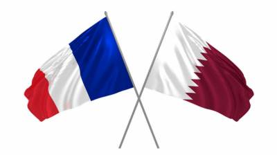 Qatar, France agree to boost ties in defense, security fields
