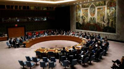 UNSC adopts resolution to suppress funding of terror groups worldwide