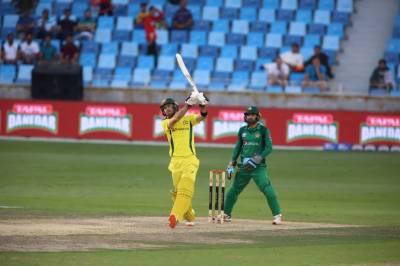 4th ODI: Australia beat Pakistan by 6 runs