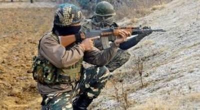Blast in a car near Indian CRPF Vehicle in Occupied Kashmir