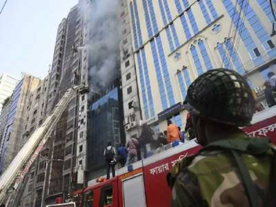 Death toll in Bangladesh fire incident rises to 25