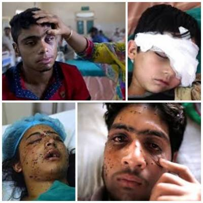 European parliament members write to PM Modi, seek ban on pellet guns in Kashmir