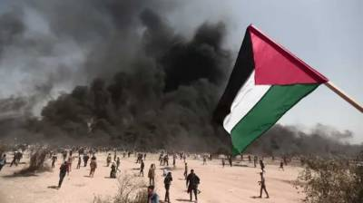 Gaza braces for anniversary of demonstrations at frontier with Israel