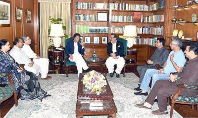 MQM-Pakistan delegation meets PM