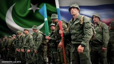 Pakistan and Russia decide to enhance defence and military ties to new levels: sources