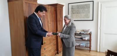 Pakistan, Austria review entire spectrum of bilateral relations