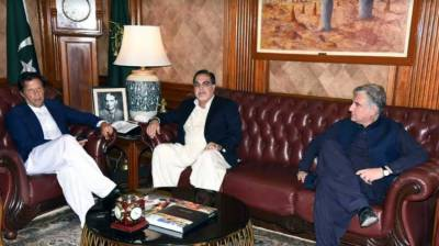 PM, Governor Sindh discuss development projects and other issues