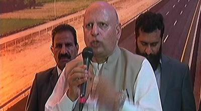 230 Km Lahore-Abdul Hakeem Motorway inaugurated reducing travel time between Lahore Multan to two and half hours