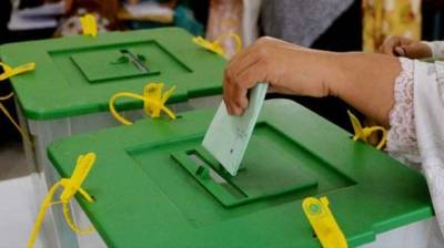 By election polling on PP-218 Multan being held today