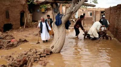 Flash floods kill 17 in Afghanistan