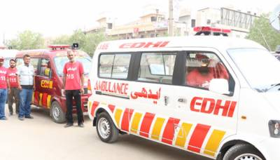 In Bhakkar, at least seven people killed in an accident