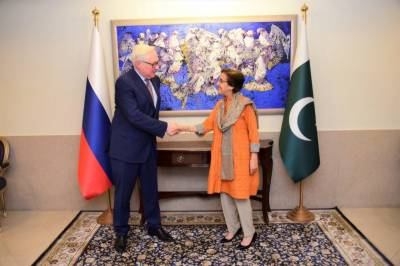 Pakistan Russia inch closer further on the international front