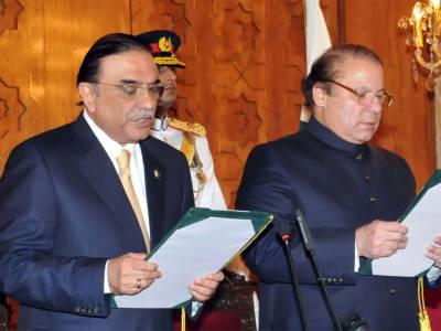 PM vows he won't spare Sharif, Zardari unless they return nation's money