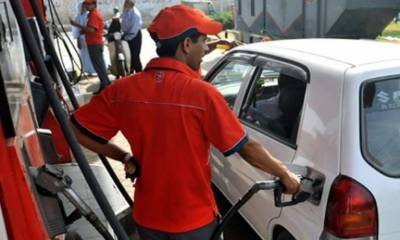 Significant increase in the prices of the petroleum products notified