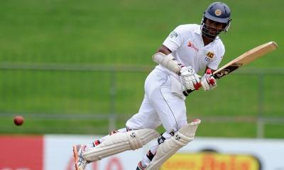 Sri Lankan Test Captain Dimuth Karunaratne arrested by Police