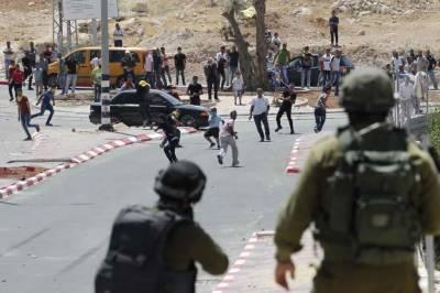 Third Palestinian dies in Israel border clashes