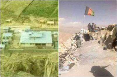 Yet another Afghanistan district collapses to Afghan Taliban