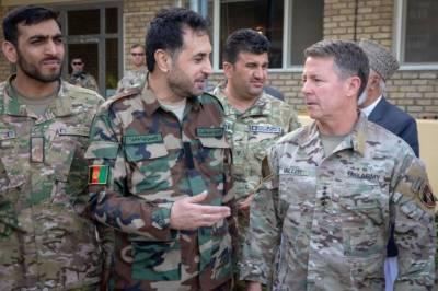 Afghan Army raises new Military Corps