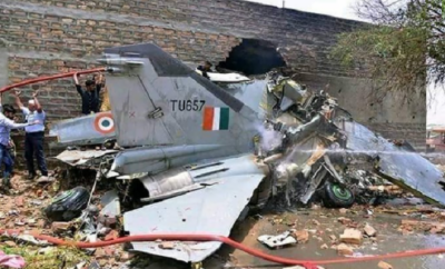 February 27 dogfight is history now, immaterial which aircrafts were used but what matters is PAF shot down two IAF jets: ISPR tells India