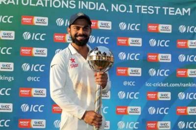 India retains ICC Test championship Mace and won purse of $1 million