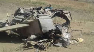 MiG 27 aircraft crashes in Rajasthan