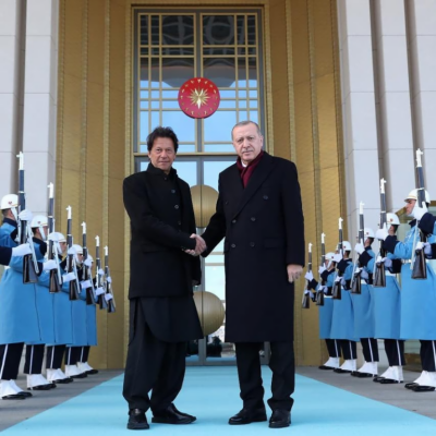 PM Imran Khan sends special message to Turkish President Tayyip Erdogan