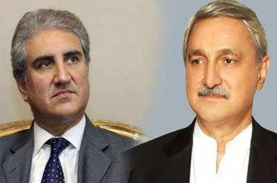 Qureshi - Tareen face off puts PM Khan in trouble