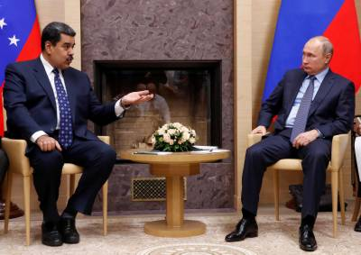 Russia warns U.S. against meddling in Venezuela crisis