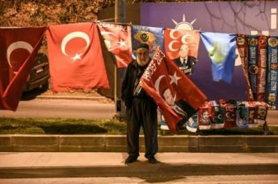 Turkish President Tayyip Erdogan faces upset in local elections