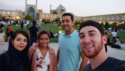 What World's leading Vlogger Drew Binsky said about his tour to Pakistan?