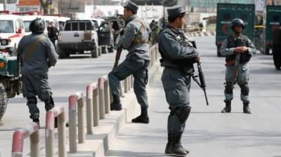 Afghanistan: Taliban attack kills 8 security personnel