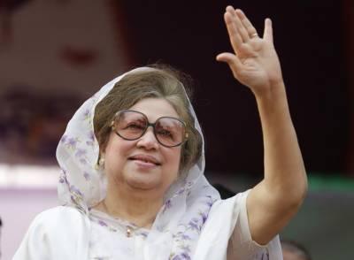Bangladesh opposition leader Zia hospitalised: lawyer