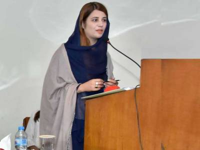 No politicians' name to be on titles of government funded programmes, says Zartaj Gul