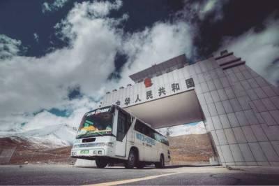 Pak-China border at Khunjarab top opened for all kind of traffic