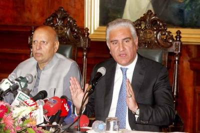 Pakistan foreign minister sends a message to India