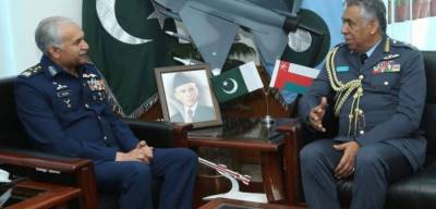Pakistan, Oman agree to boost bilateral cooperation in defence sector