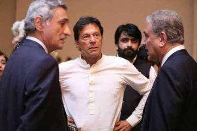 PM Imran Khan takes strong action over Qureshi - Tareen tussle