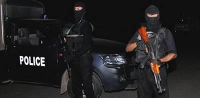 CTD Punjab arrests two hardcore terrorists