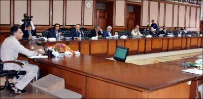 Economic Coordination Committee meets with FM Asad Umar in Chair, key decisions taken