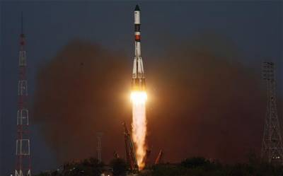 Russia successfully launched cargo ship to the International Space station