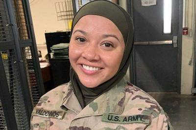 Female US soldier humiliated by seniors, plan to sue American Military