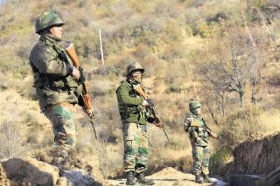Five Indian Army soldiers killed at LoC in Pakistan Army retaliatory fire